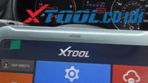 XTOOL A80 H6 Kia Sportage Three-minute Odometer Correction