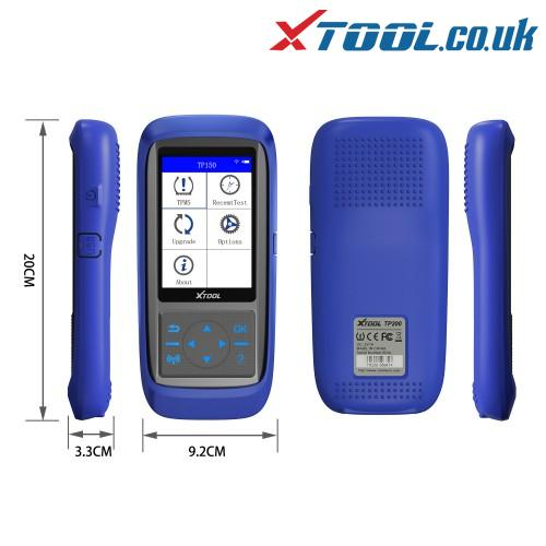 XTOOL Major Tire Pressure Scanners Overview & Function Update