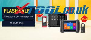 XTOOL Professional Products Flash Sale