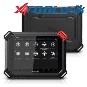 XTOOL X100 PAD2 Pro Car Diagnosis VW V10.95 Upgrade Notice