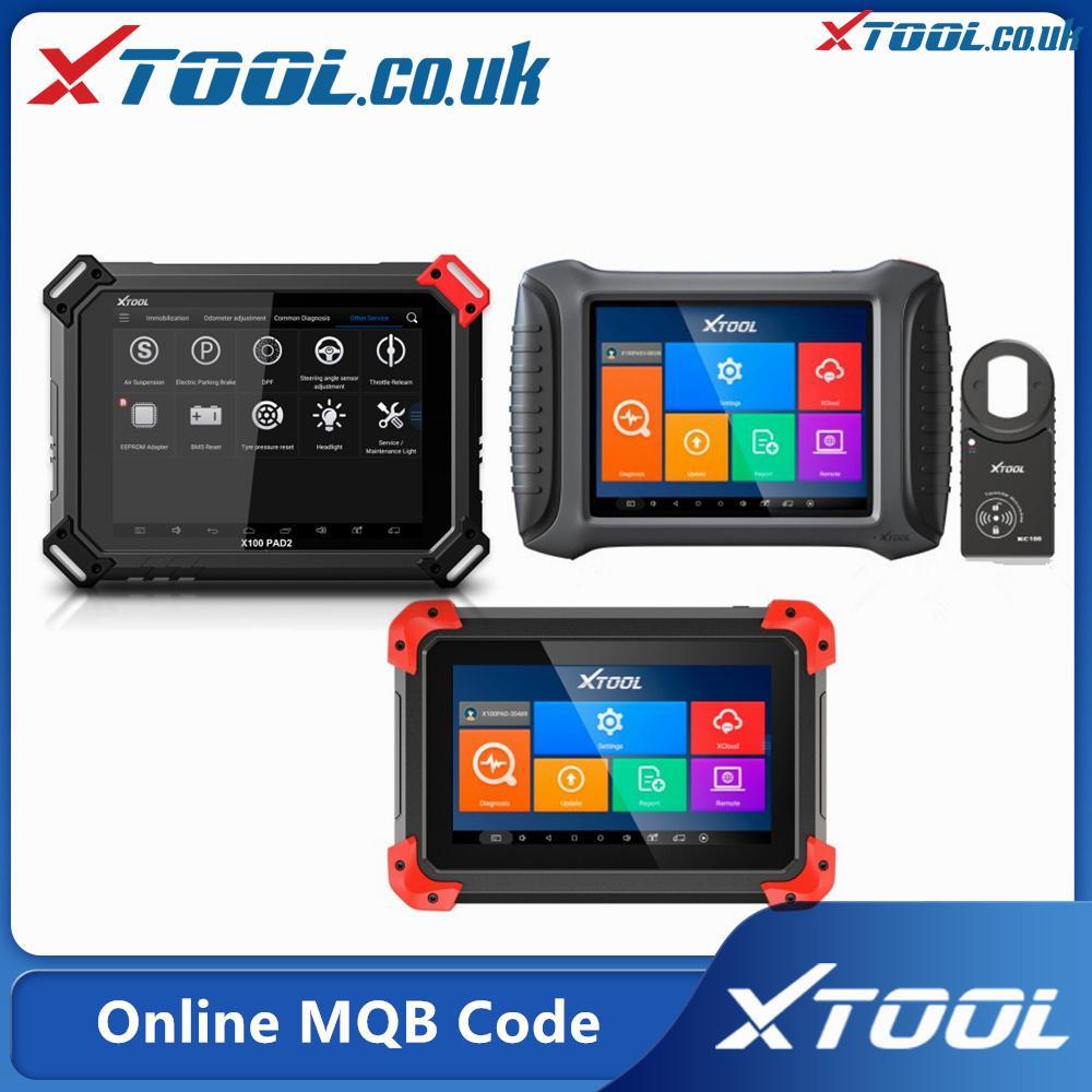 XTOOL MQB Online Programming