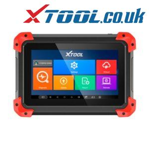 XTOOL X100 PAD SEAT Key Programming Function Overview