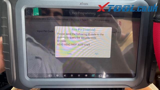 How To Program Suzuki Spresso 2020 Key Xpad Elite 13