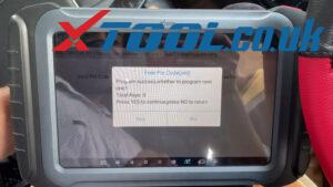How To Program Suzuki Spresso 2020 Key Xpad Elite 17