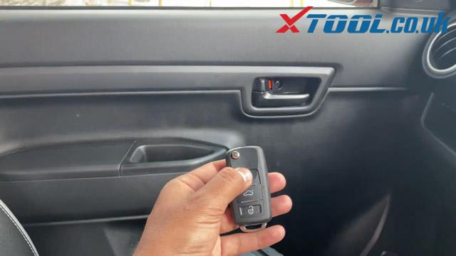 How To Program Suzuki Spresso 2020 Key Xpad Elite 26