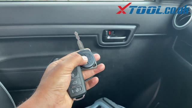 How To Program Suzuki Spresso 2020 Key Xpad Elite 27