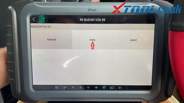 How To Program Suzuki Spresso 2020 Key Xpad Elite 7