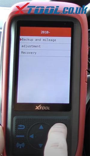 X100 Pro2 European Mileage Correction Car List 3