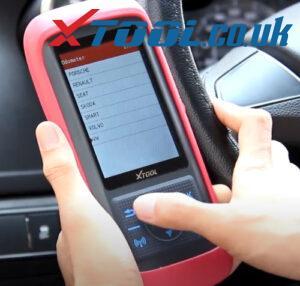 X100 Pro2 European Mileage Correction Car List 7