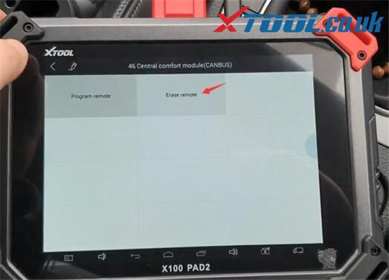 Xtool X100 Pad2 Pro Vw Car List 13