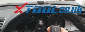 Xtool X100 Pad2 Pro Vw Car List 2
