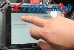 Xtool X100 Pad2 Pro Vw Car List 4