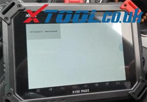 Xtool X100 Pad2 Pro Vw Car List 5