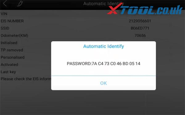 Xtool X100 Pad3 Benz Immo Car List 11