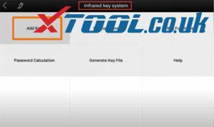 Xtool X100 Pad3 Benz Immo Car List 3