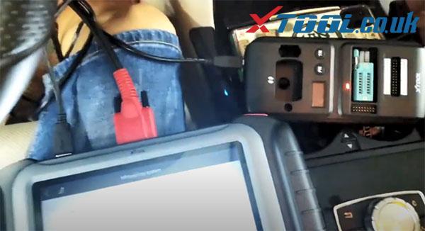 Xtool X100 Pad3 Benz Immo Car List 4