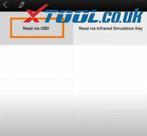 Xtool X100 Pad3 Benz Immo Car List 6