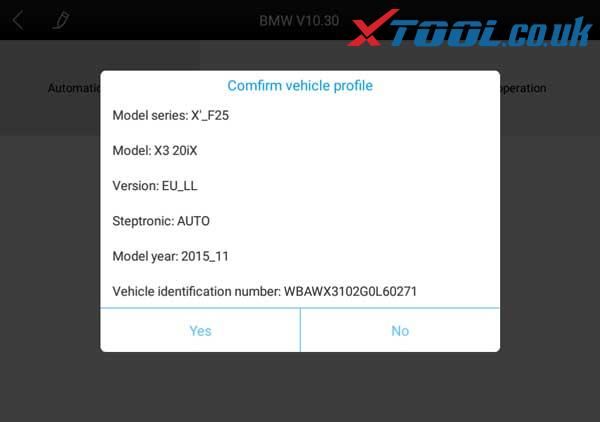 xtool-x100-pad3-read-clear-codes-service-light-reset-car-list-2