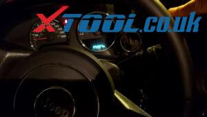 Xtool A80 H6 Jeep Wrangler Mileage Corection Via OBD 01