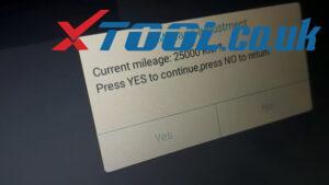 Xtool A80 H6 Jeep Wrangler Mileage Corection Via OBD 08