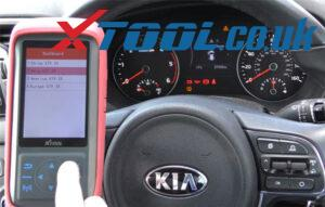 X100 Pro2 Kia Mileage Correction Car List 2