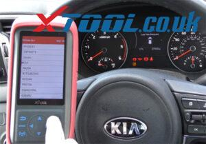 X100 Pro2 Kia Mileage Correction Car List 3