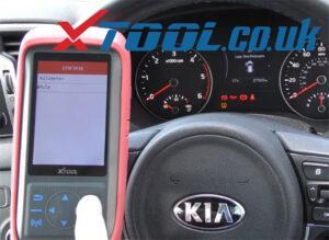 X100 Pro2 Kia Mileage Correction Car List 6