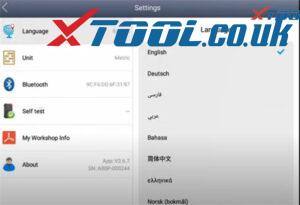 Xtool A80 Pro Software Display 3