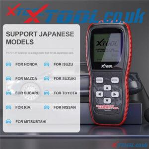 Xtool Ps701 Diagnose Japanese Cars Guide 1