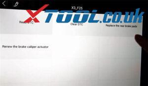 Xtool Ps90 Bmw Epb Reset Car List 4