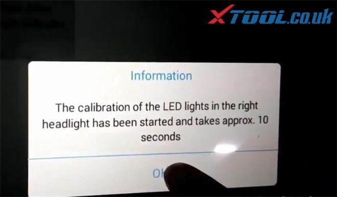 Xtool Ps90 Headlight 2015 Bmw X3 F25 8