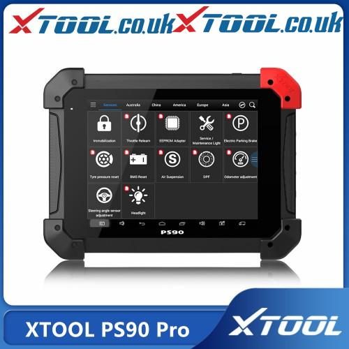 XTOOL PS90 Pro