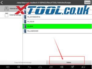 Xtool Scanner Storage Space Is Running Out Solution 5