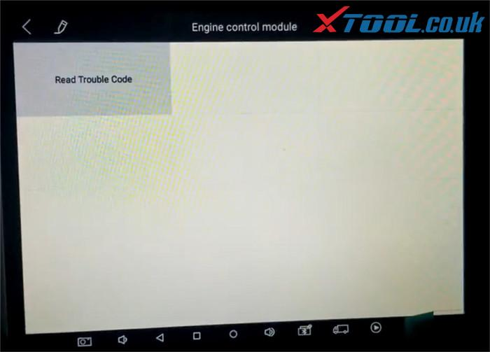 Xtool X100 Pad3 Diagnose 2007 Chevrolet Tahoe 11