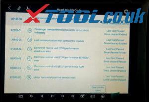 Xtool X100 Pad3 Diagnose 2007 Chevrolet Tahoe 14