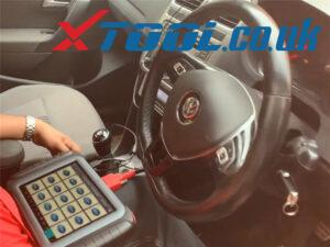 Xtool X100 Pad3 Program Vw Polo Akl 1