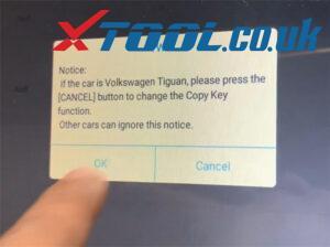 Xtool X100 Pad3 Program Vw Polo Akl 10