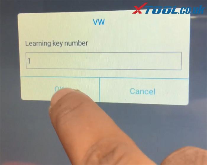 Xtool X100 Pad3 Program Vw Polo Akl 11