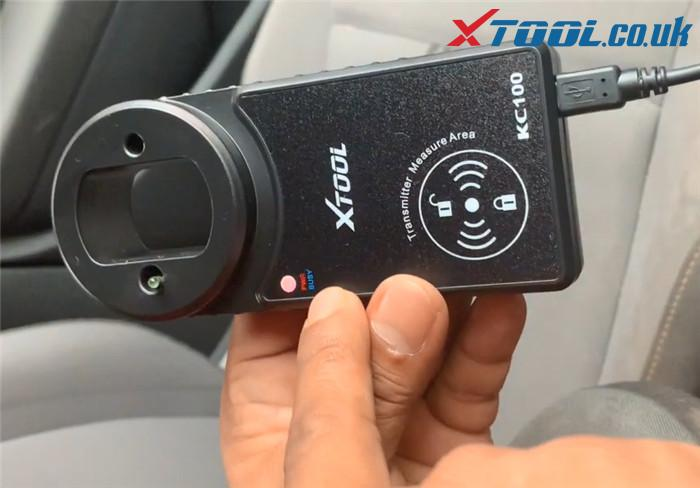Xtool X100 Pad3 Program Vw Polo Akl 7
