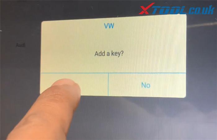 Xtool X100 Pad3 Program Vw Polo Akl 9