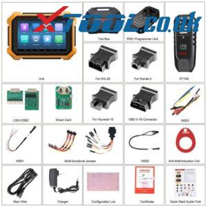 OBDSTAR X300 DP Plus full version package