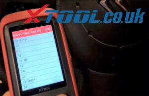 Xtool X100 Pro2 Citroen Key Program Guide 5