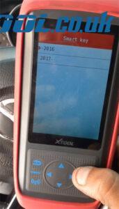 X100 Pro2 Mazda Cx5 2014 Add Key 5