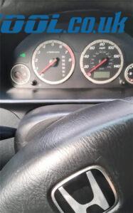 X100 Pro2 Program Honda Crv 2004 Akl 10