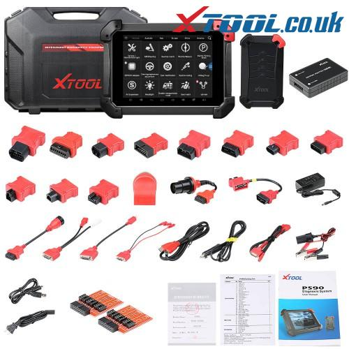 Xtool Ps90 package