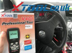 Xtool V401 Reset Airbag Light Vw Review 9