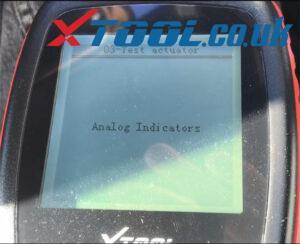 Xtool V401 Test Dashboard Audi Tt Mk1 6