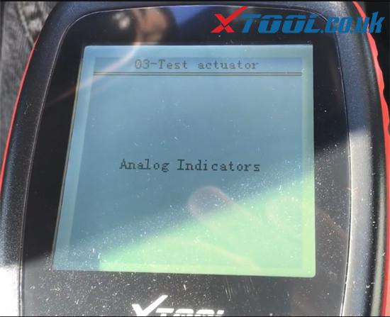 Xtool V401 Test Dashboard Audi Tt Mk1 6