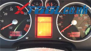 Xtool V401 Test Dashboard Audi Tt Mk1 8