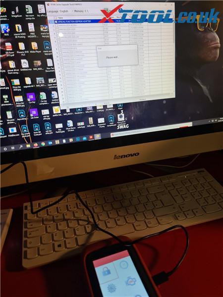Xtool X100 Pro2 Upgrade Reflash Files 2